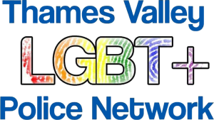 Thames Valley LGBT+ Police Network Logo