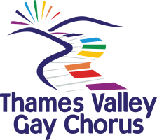 Thames Valley Gay Chorus Logo